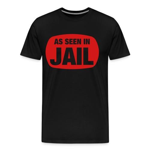 SUSPECT SHIRTBLK - Men's Premium T-Shirt