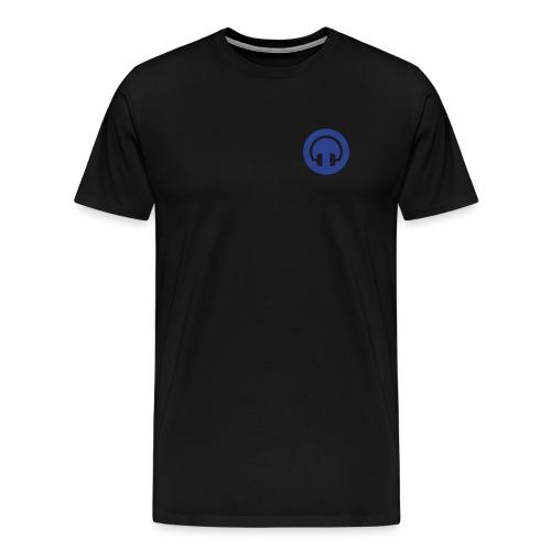 UBERWULF HEADPHONES - Men's Premium T-Shirt