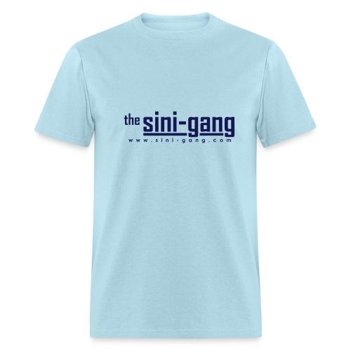 Sky Blue Heavyweight Tee - Men's T-Shirt