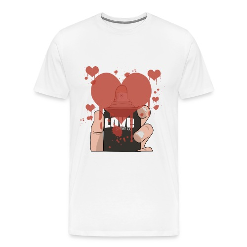 Love to Spray - Men's Premium T-Shirt