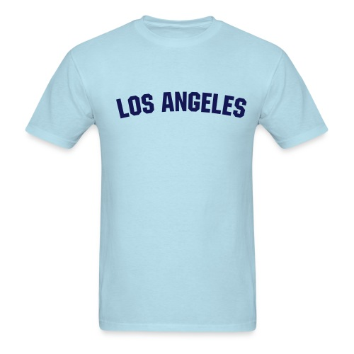 Los_Angeles - Men's T-Shirt