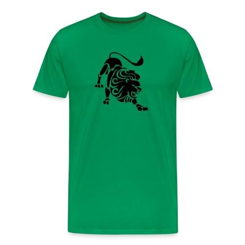 sk8 inc. lion - Men's Premium T-Shirt