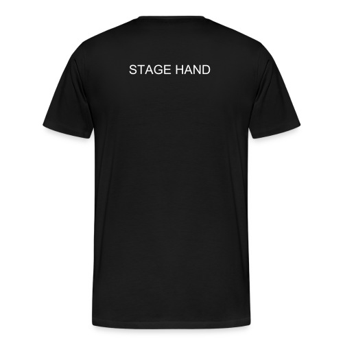 STAGE HAND SHIRT - Men's Premium T-Shirt
