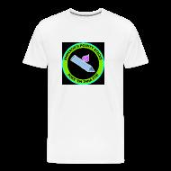 T-Shirts ~ Men's Premium T-Shirt ~ EPS Logo XXXL