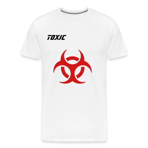 toxic t - Men's Premium T-Shirt