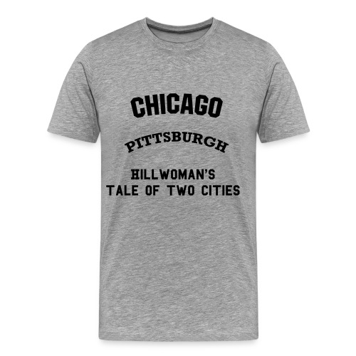 Tale of Two Cities - Men's Premium T-Shirt