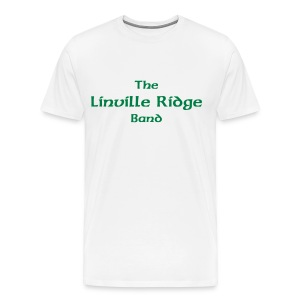 The Linville Ridge Band - Men's Premium T-Shirt