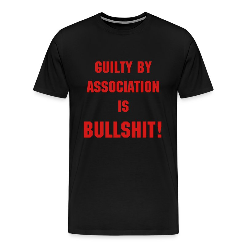 GUILTY T-Shirt - Men's Premium T-Shirt
