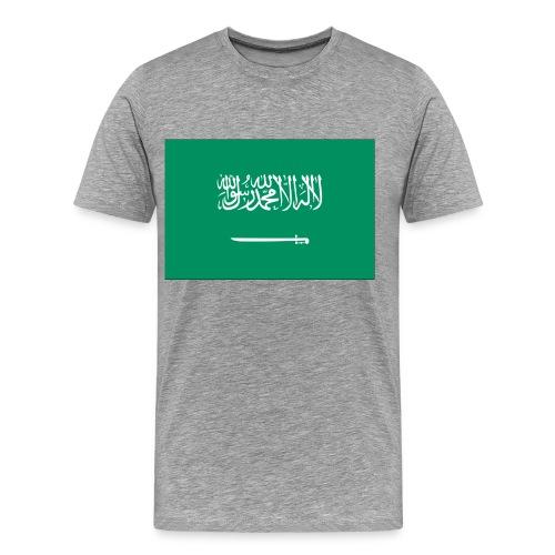Saudia Arabia - Men's Premium T-Shirt