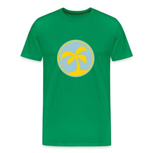 paradise t-shirt - Men's Premium T-Shirt