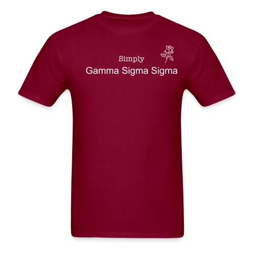 Simply GSS - Men's T-Shirt