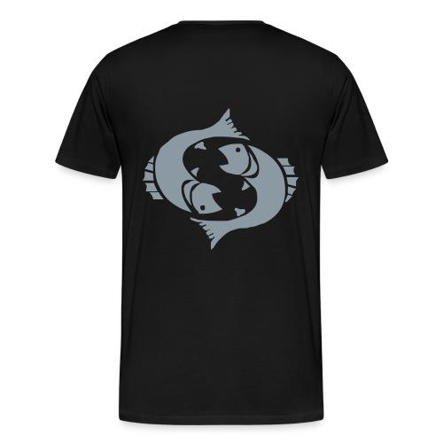 Pisces much? - Men's Premium T-Shirt