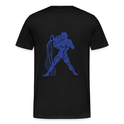 Aquatarius much? - Men's Premium T-Shirt