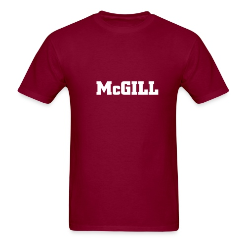 McGILL University - Men's T-Shirt