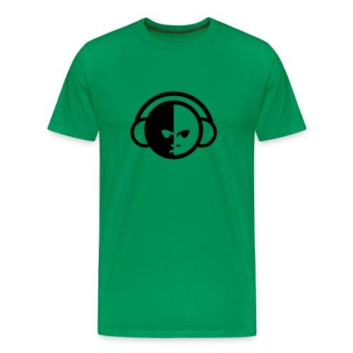 Mike & Shelby Logo Tee (male) - Men's Premium T-Shirt