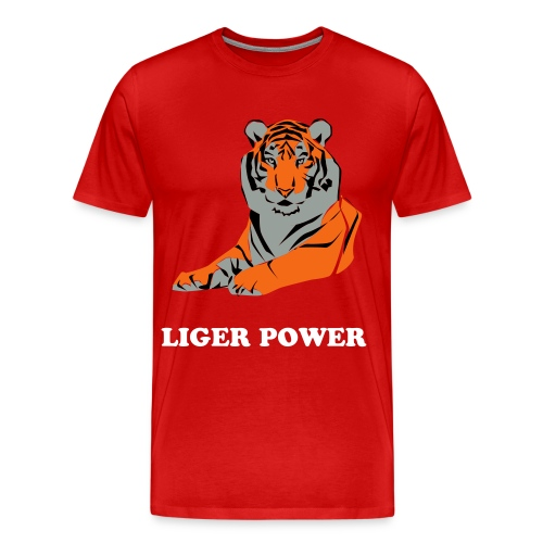 Ligers and Piders - Men's Premium T-Shirt