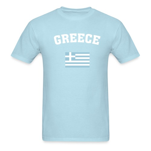 Greece Tee - Men's T-Shirt
