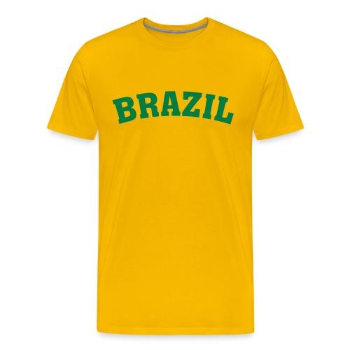 Brazil Tee - Men's Premium T-Shirt