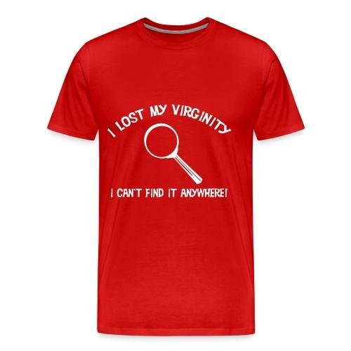 Lost Virginity - Men's Premium T-Shirt