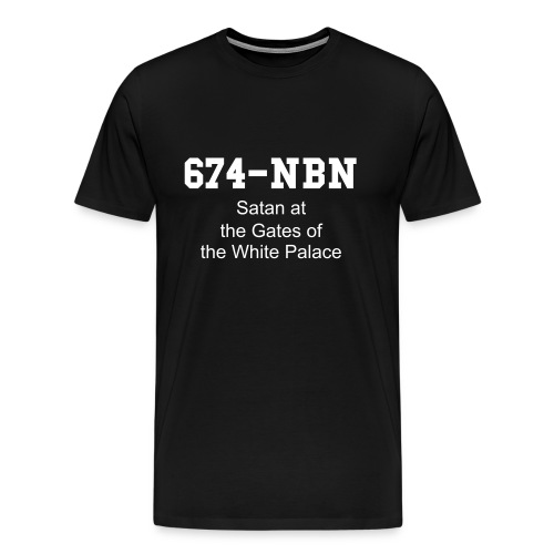 674-NBN Tee - Men's Premium T-Shirt