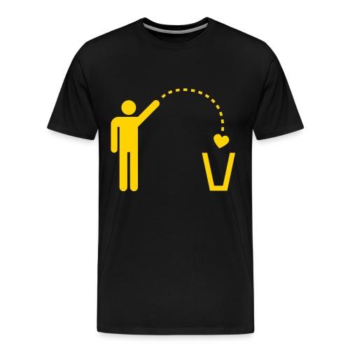 Love Hater - Men's Premium T-Shirt