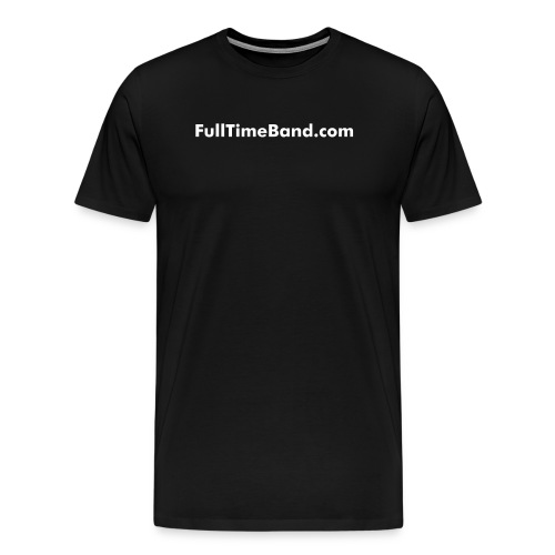 I'M WITH THE BAND - Men's Premium T-Shirt