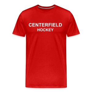 Centerfiels Hockey - Men's Premium T-Shirt