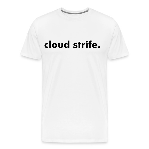 CLOUD STRIFE (MENS) - Men's Premium T-Shirt