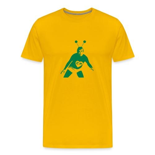 Mens:  Green Chauplin Peterson Family Day 2006 - Men's Premium T-Shirt