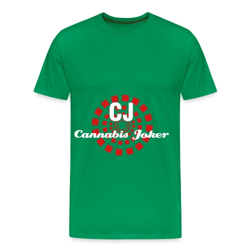 CJ Green Shirt - Men's Premium T-Shirt