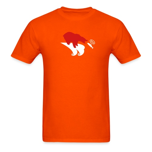 [bear] - Men's T-Shirt