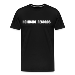 Homicide Records - Men's Premium T-Shirt