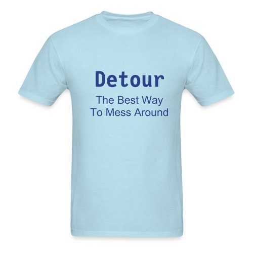 Detour T - Men's T-Shirt