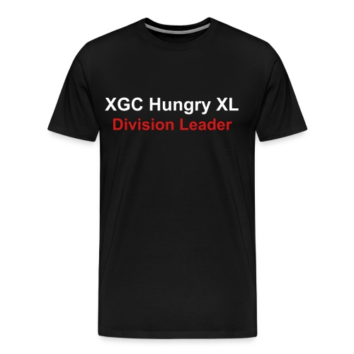 XGC HUNGRY - Men's Premium T-Shirt