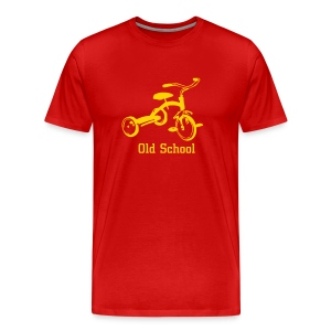Old School - Trike - Men's Premium T-Shirt