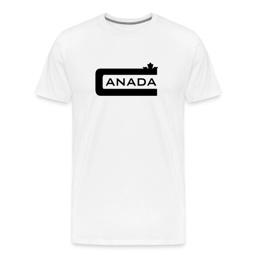 C is for Canada - Men's Premium T-Shirt
