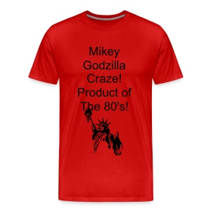 Mike Craze - Men's Premium T-Shirt