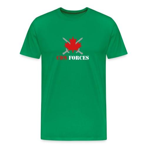 CDN Forces - Men's Premium T-Shirt