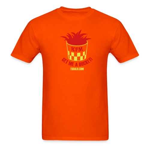 KFM Bucket - Men's T-Shirt