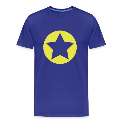 Star - Men's Premium T-Shirt