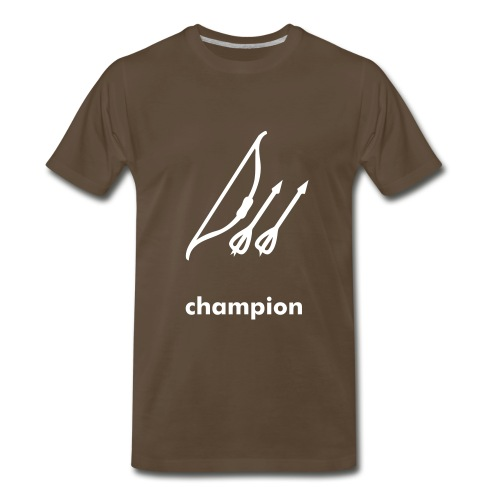 Archery Champion - Men's Premium T-Shirt