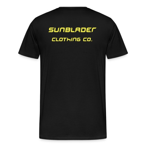 SUNBLADER HIPPIE - Men's Premium T-Shirt