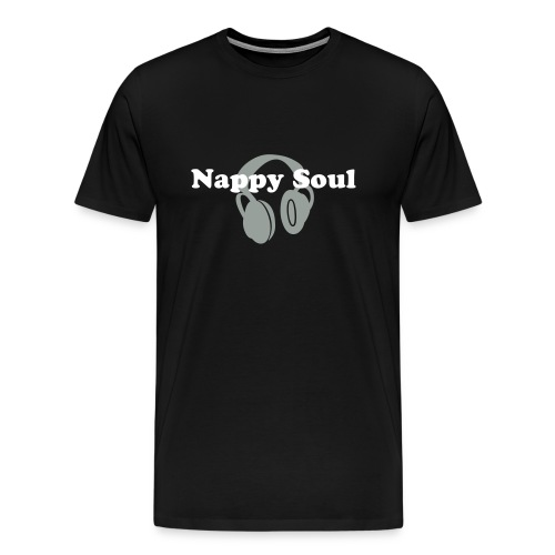 Men's Nappy Soul T - Men's Premium T-Shirt