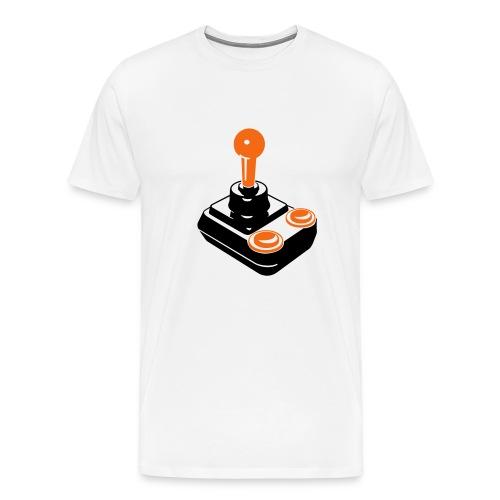 Mens Joystick - Men's Premium T-Shirt