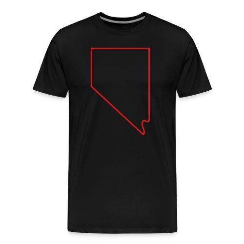 Nevada Pride - Men's Premium T-Shirt