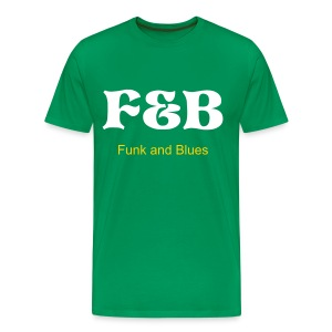 F&B - Men's Premium T-Shirt