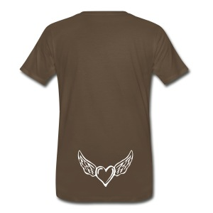 TRAGEDY CUPID MEN'S TEE - Men's Premium T-Shirt