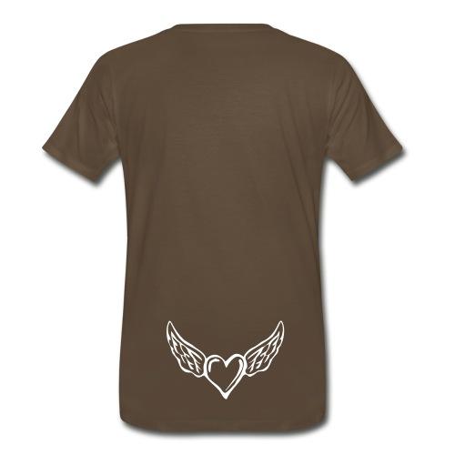 TRAGEDY CUPID MEN'S TEE - Men's Premium T-Shirt