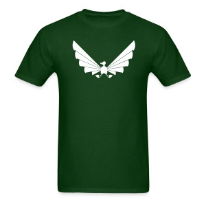 LOA - white on green - Men's T-Shirt