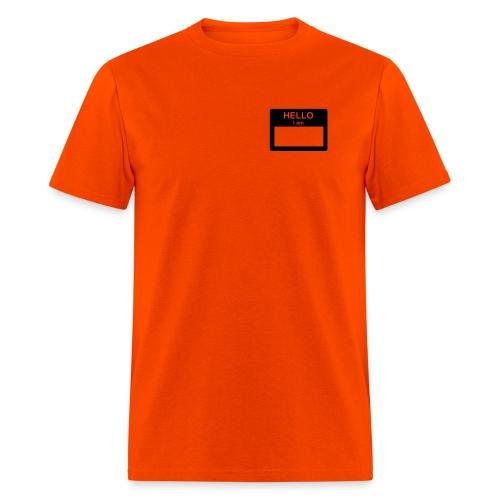 Test 2 - Men's T-Shirt